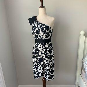 Eliza J one shoulder dress Size 2